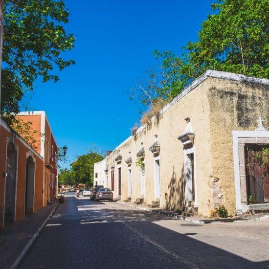 Valladolid Yucatan calles
