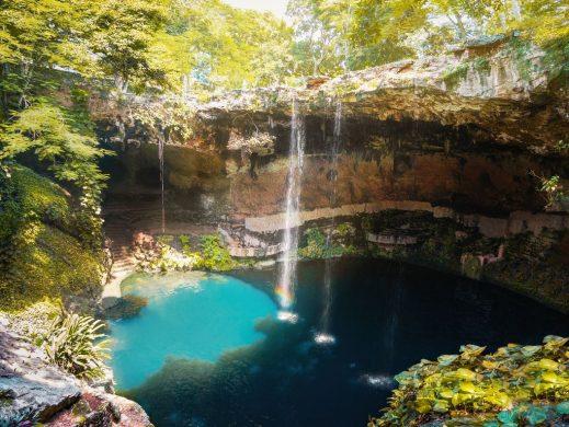 Valladolid Yucatan Cenote Zaci