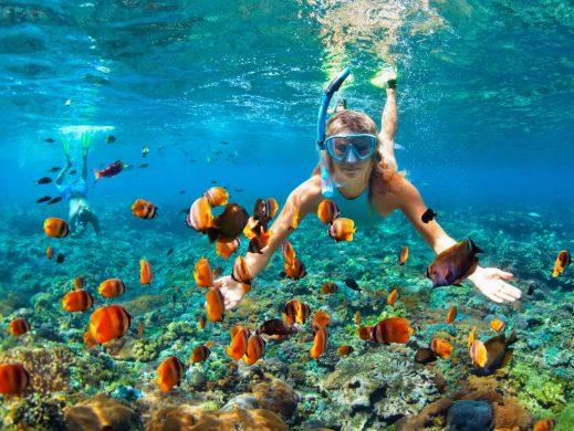Snorkel Tour Isla Mujeres