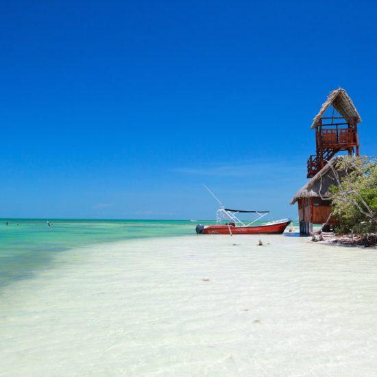 Isla Pajaros Holbox