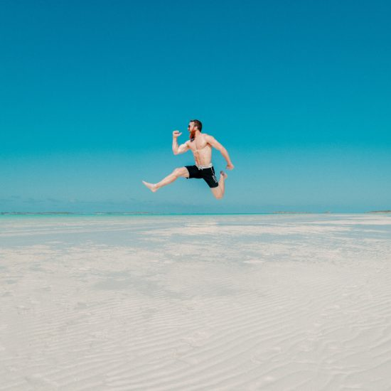Hombre Arenal Holbox
