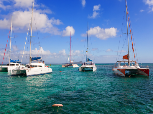 Isla Mujeres Catamaranes