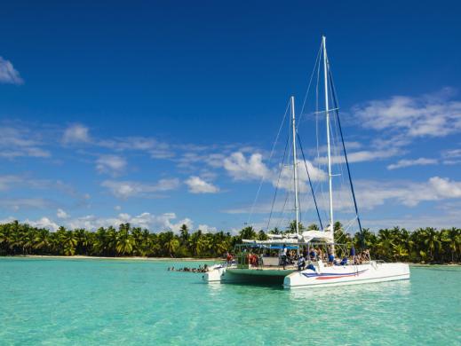 Isla Mujeres Catamarán