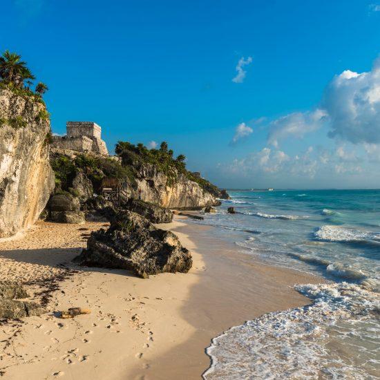Tulúm Playa Zona Arqueológica