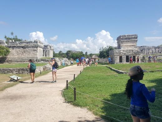 Tulum Zona arqueológica Riviera Maya