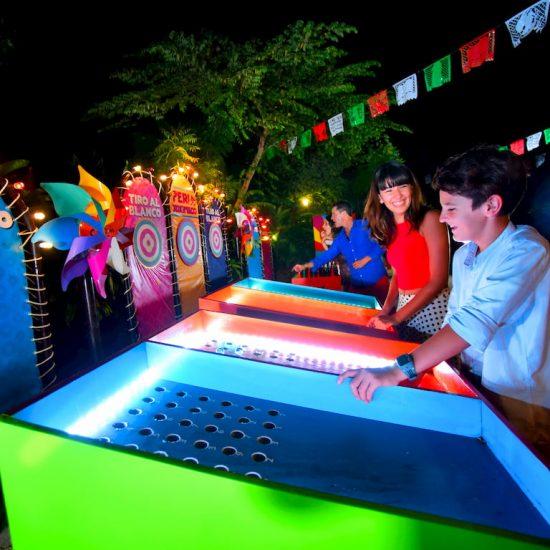 Xoximilco Cancún kermes tradicional