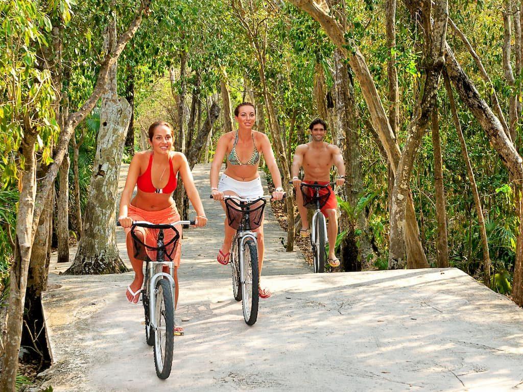 XelHa Amigos en Bicicletas
