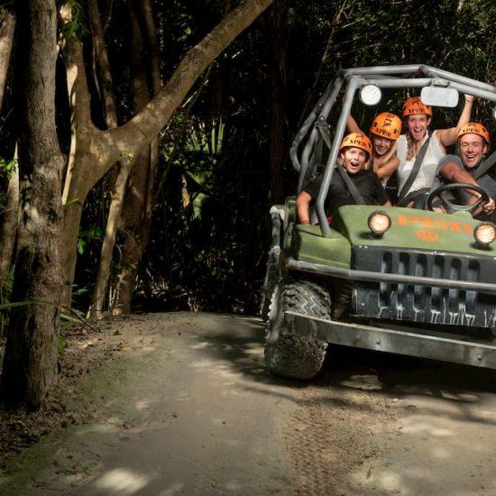 Xplor coche anfibios familia