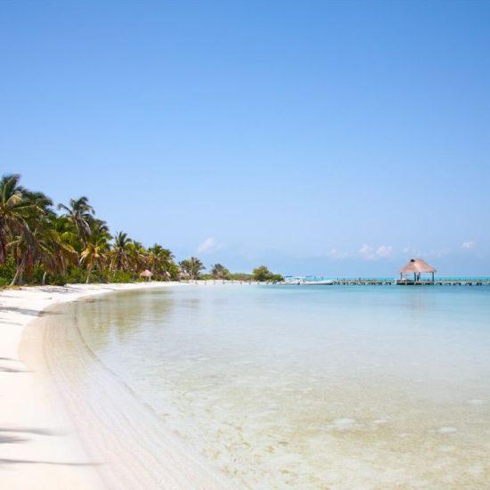 Tour isla Contoy muelle