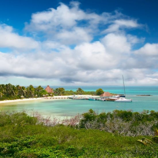 Tour isla Contoy vista mirador