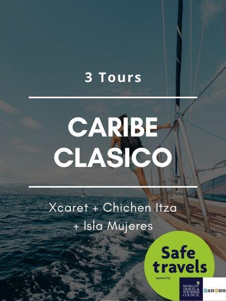 Paquete Caribe Clasico