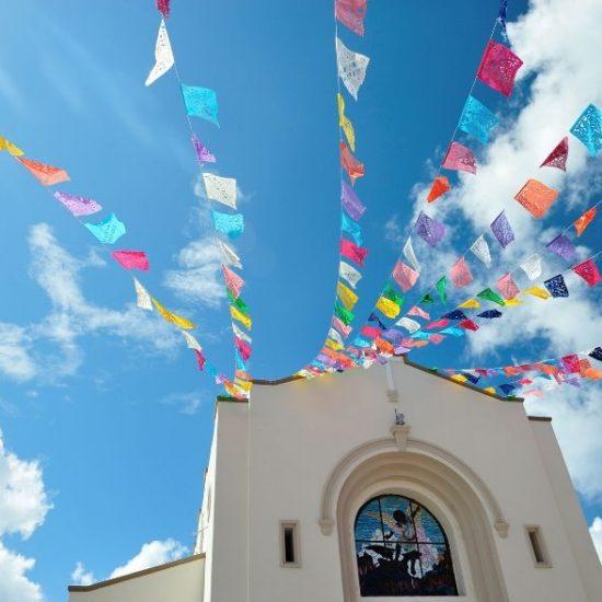 Isla Cozumel iglesia
