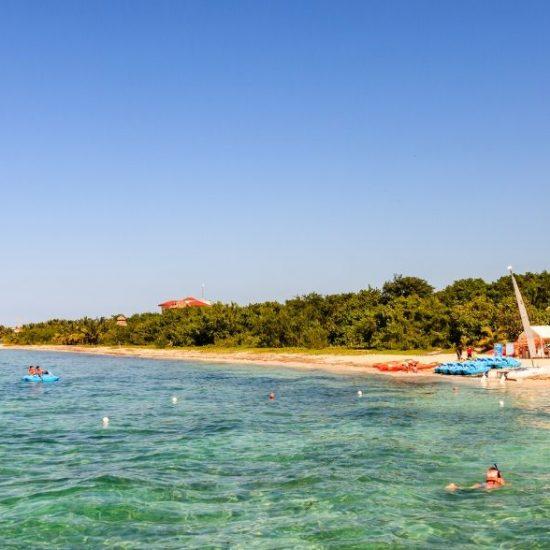 Isla Cozumel snorkel