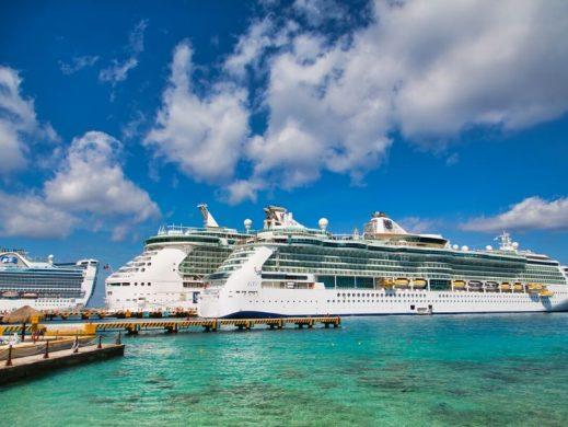 Isla Cozumel crucero